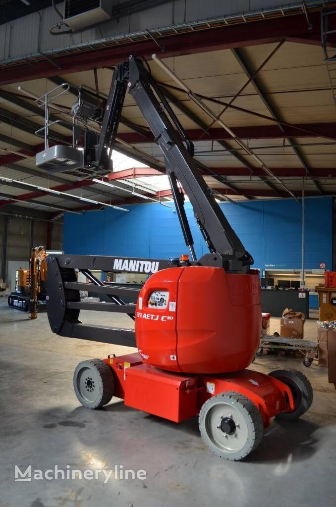 new MANITOU 150 AET JC articulated boom lift