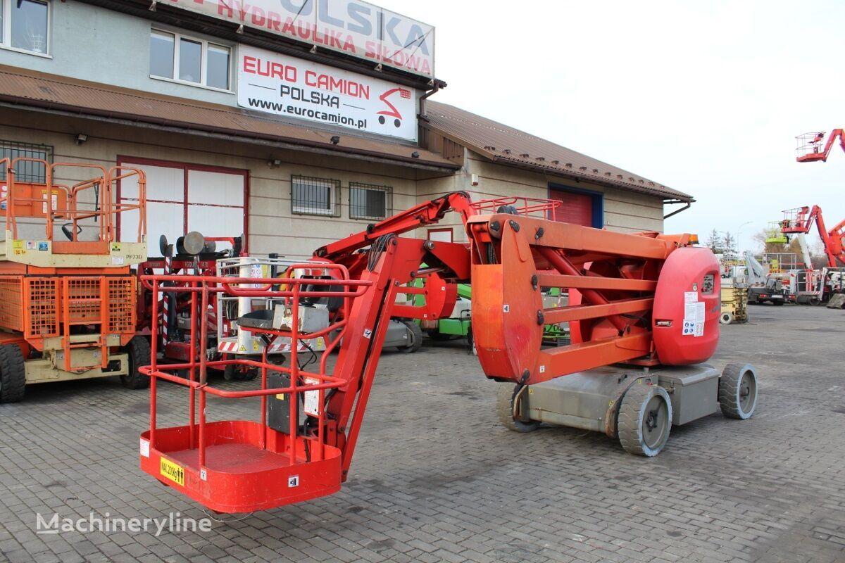 MANITOU 150 AETJC (Haulotte HA 15 IP, Jlg E 450 AJ, Genie Z45/25 J DC) articulated boom lift