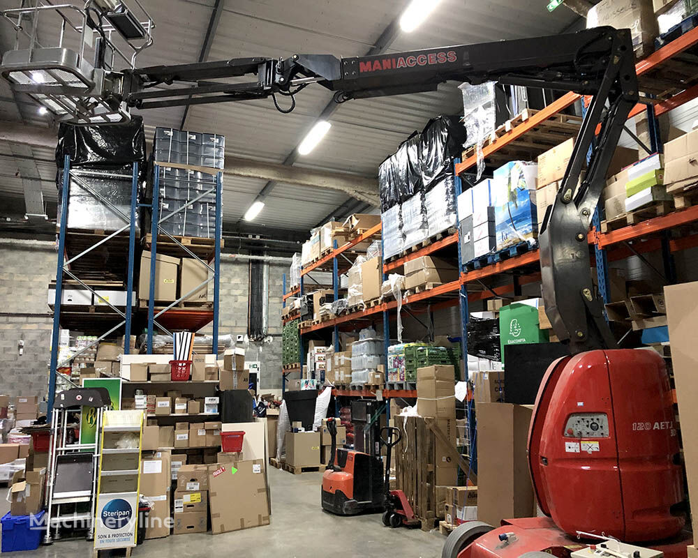 MANITOU AETJC 3D articulated boom lift