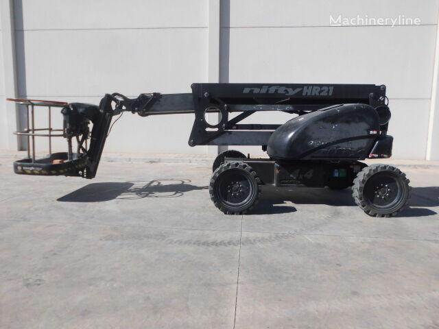 NIFTY HR21-D articulated boom lift