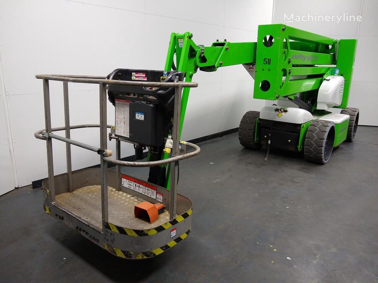 NIFTYLIFT HR17NDE articulated boom lift