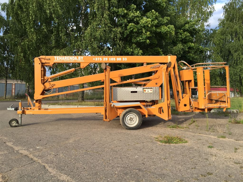 SKYJACK SJLB12 articulated boom lift