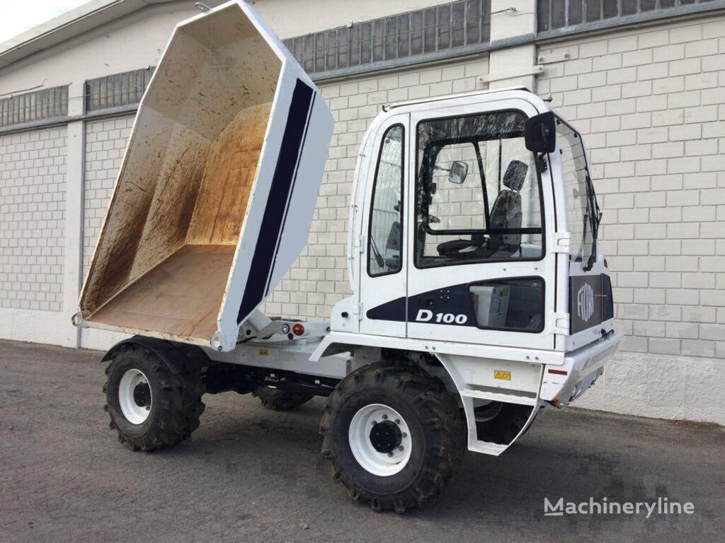 FIORI D100sw articulated dump truck