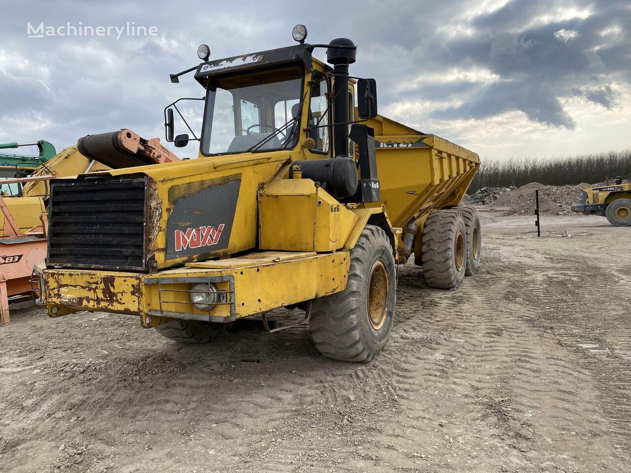 MOXY articulated dump truck