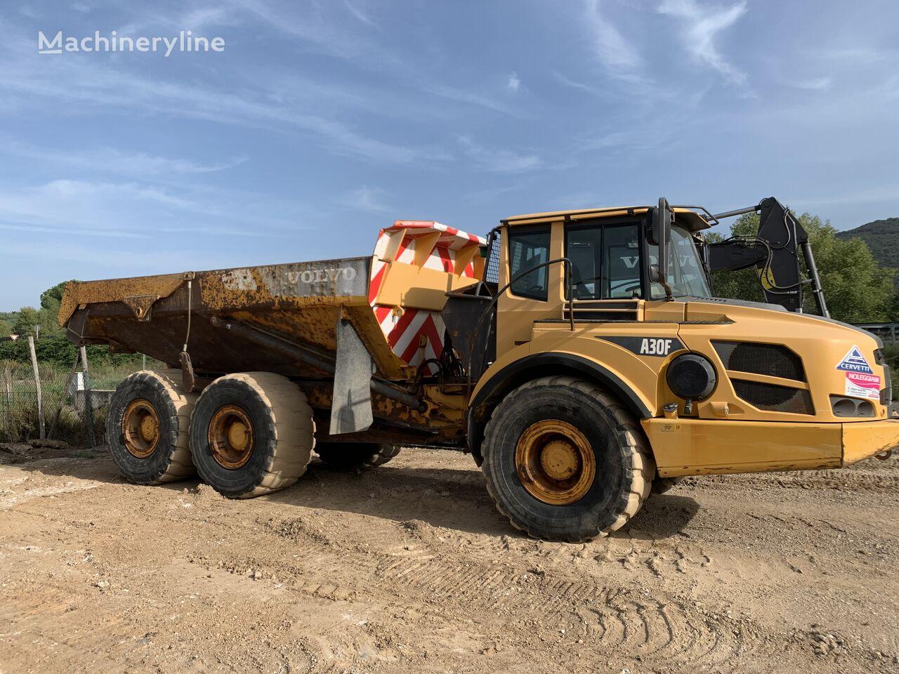 VOLVO A30F articulated dump truck
