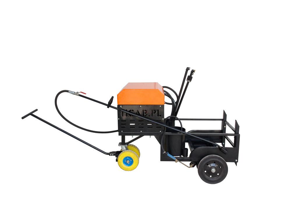 new Bitumen emulsion sprayer BS-200 asphalt distributor