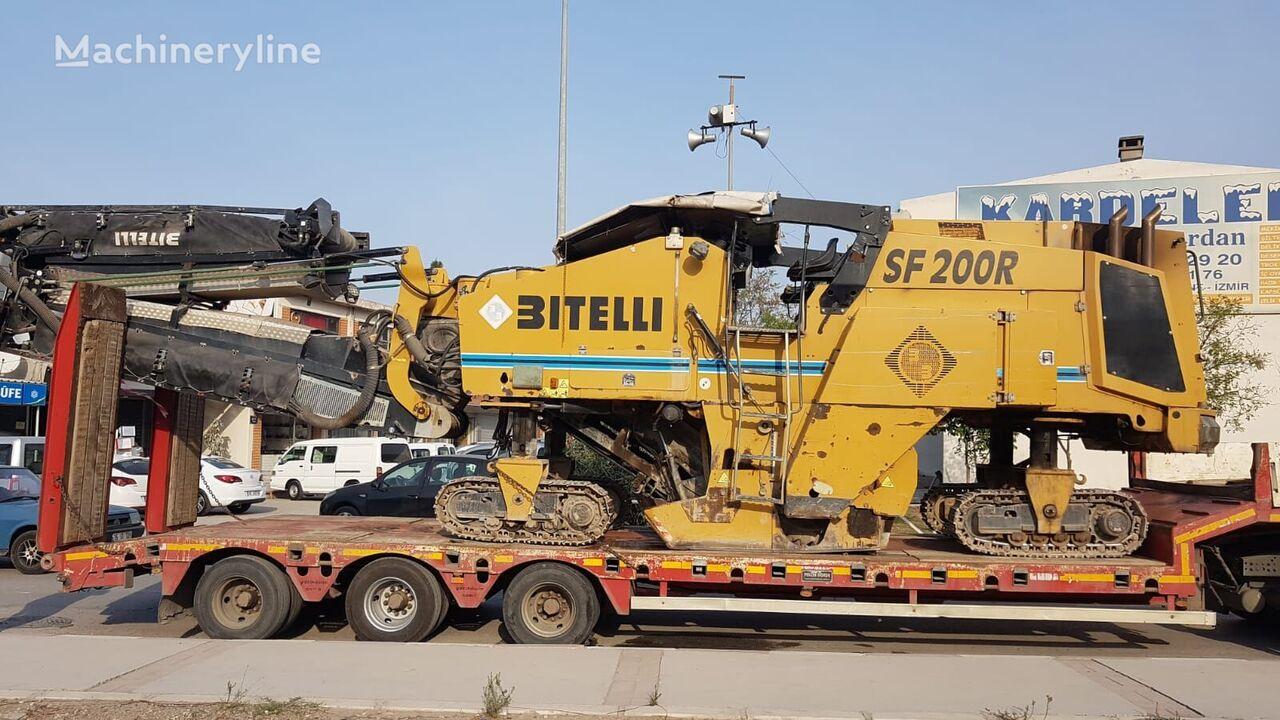 BITELLI CATERPILLAR SF200R asphalt milling machine