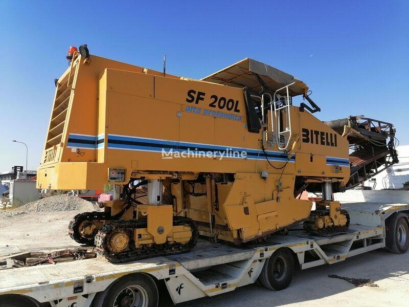 BITELLI SF 200 L asphalt milling machine