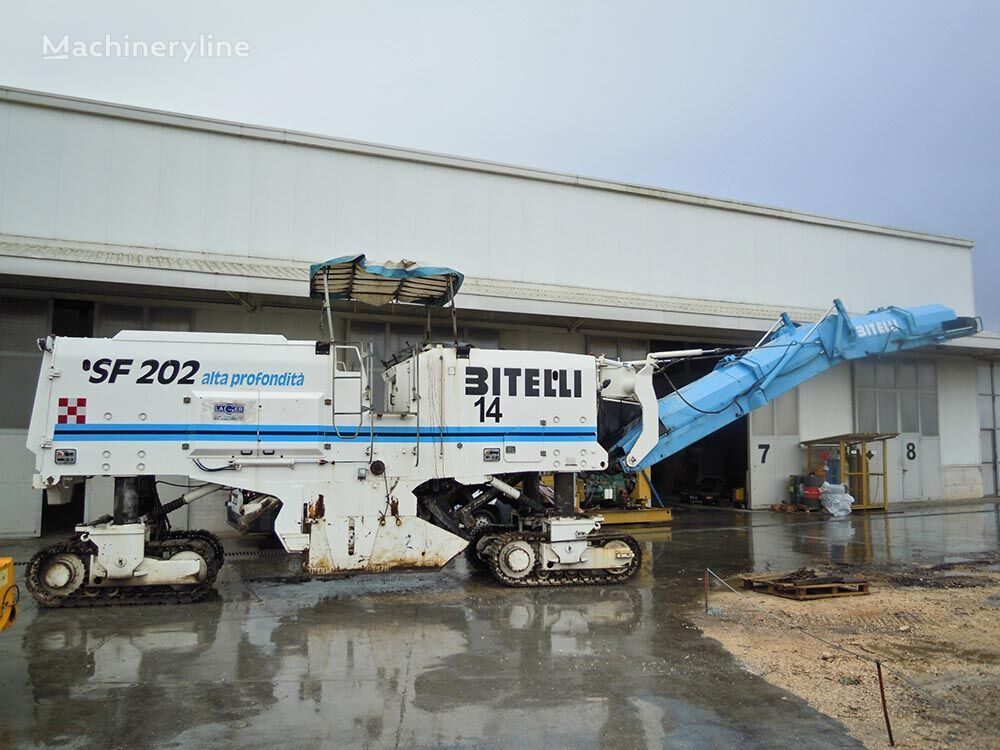 BITELLI SF 202 asphalt milling machine