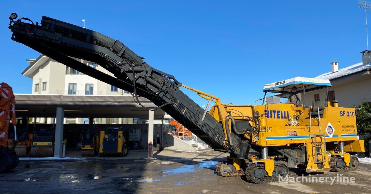 BITELLI SF210 asphalt milling machine