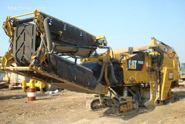 new CATERPILLAR PM200 asphalt milling machine