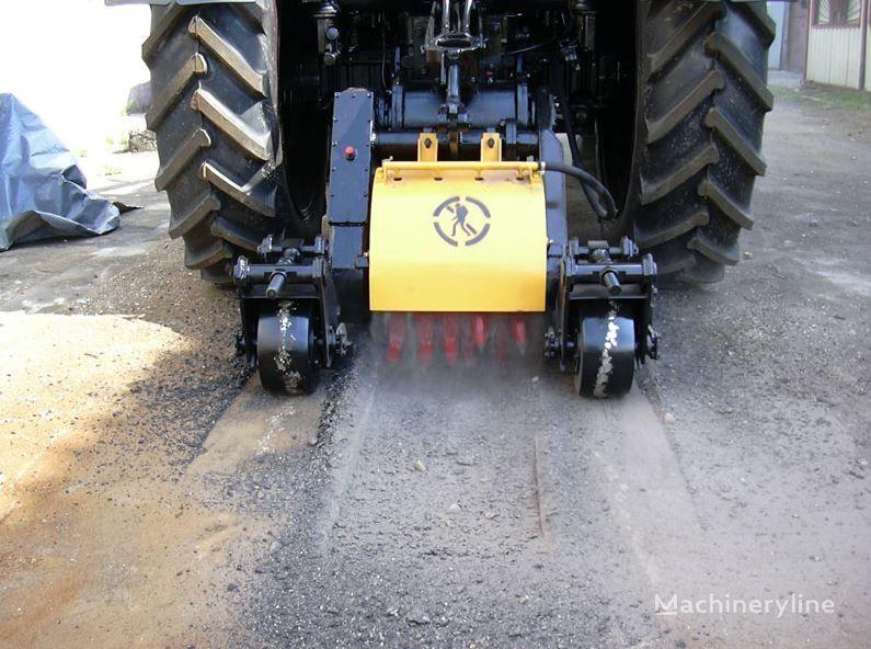 new DORELECTROMASH DEM 121 asphalt milling machine