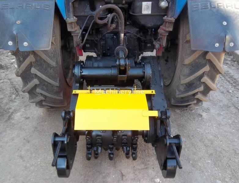 new MTZ MK 400 asphalt milling machine