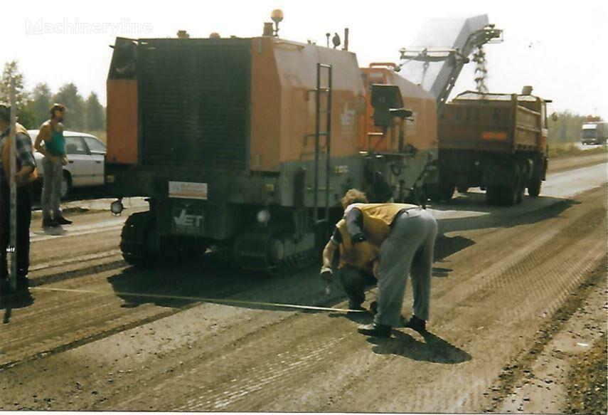 VIELHABEN RAB 2000 HD - überholt ! po kapitalnym remoncie! asphalt milling machine