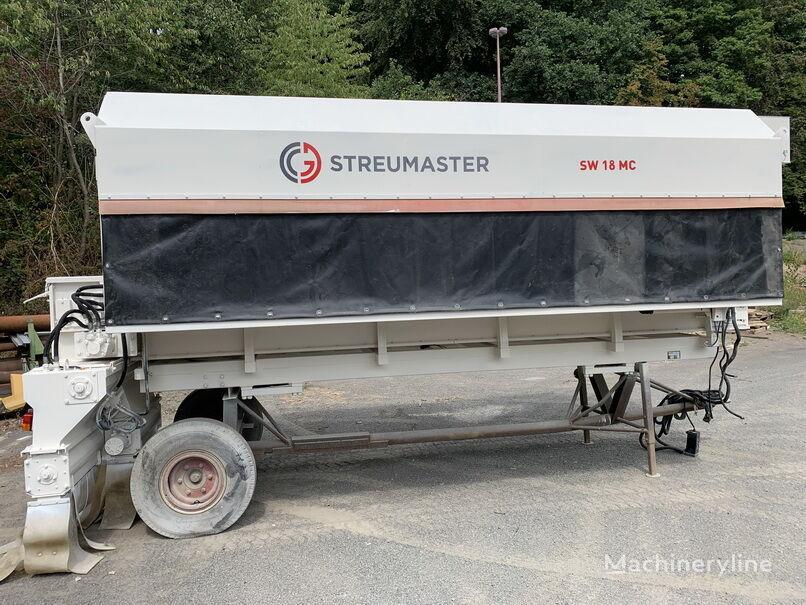 new WIRTGEN Streumaster SW 18 asphalt milling machine