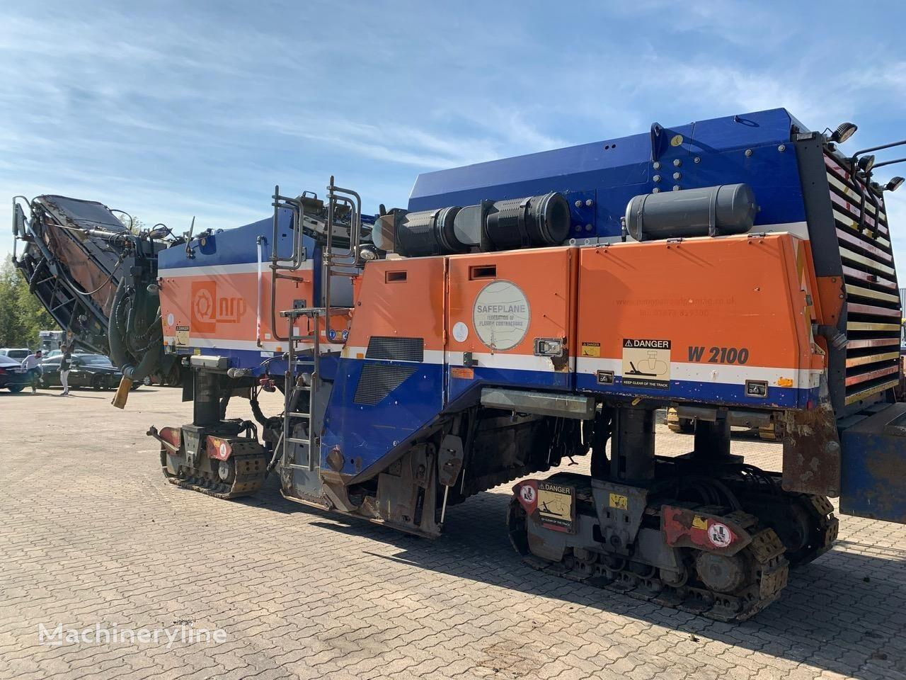 WIRTGEN W2100 asphalt milling machine