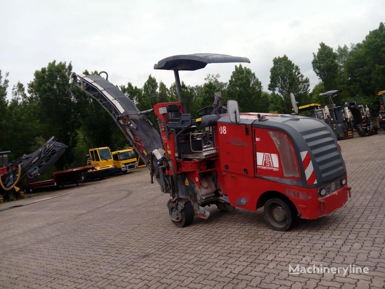WIRTGEN W50DC asphalt milling machine