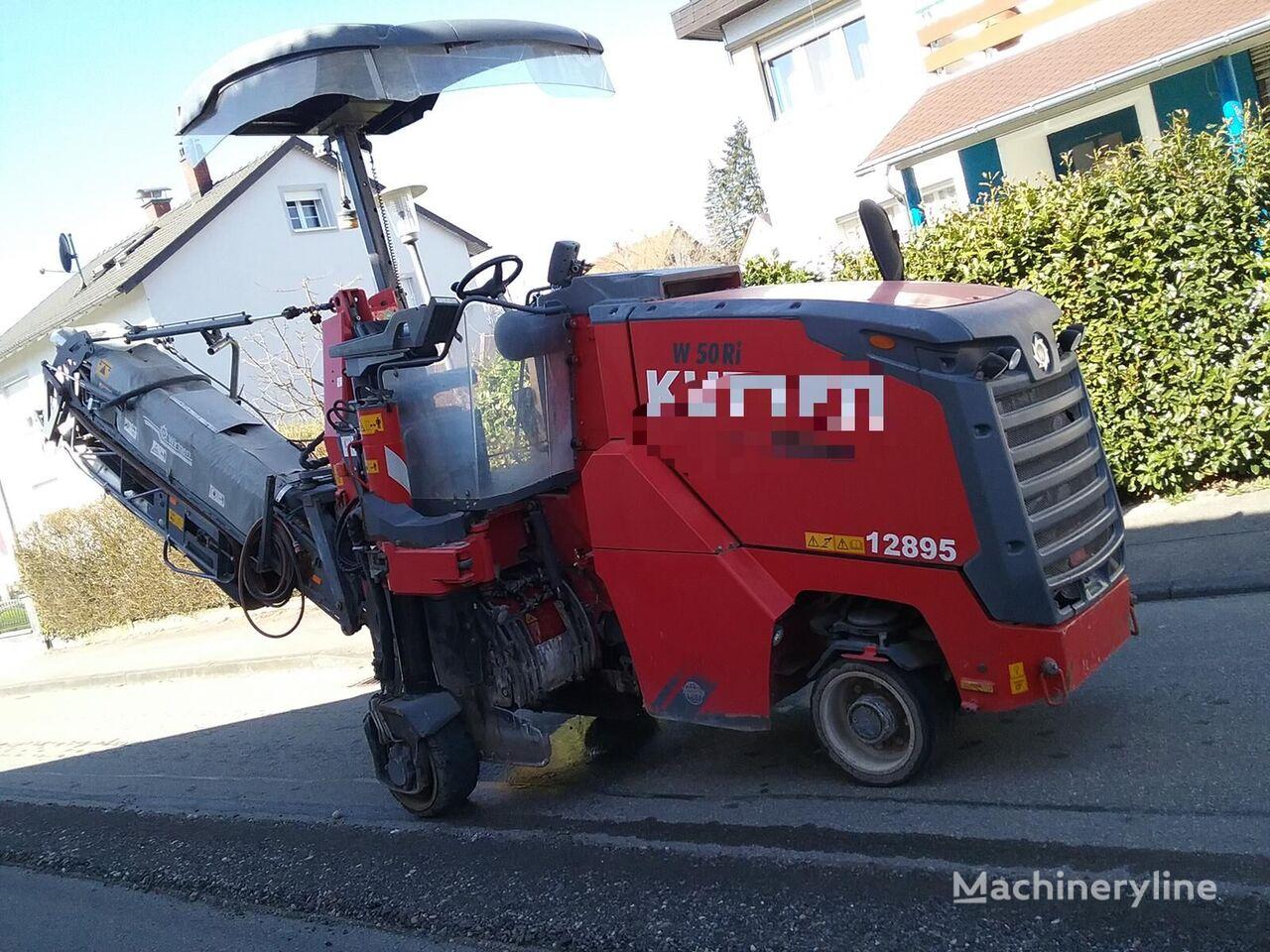 WIRTGEN W50ri asphalt milling machine