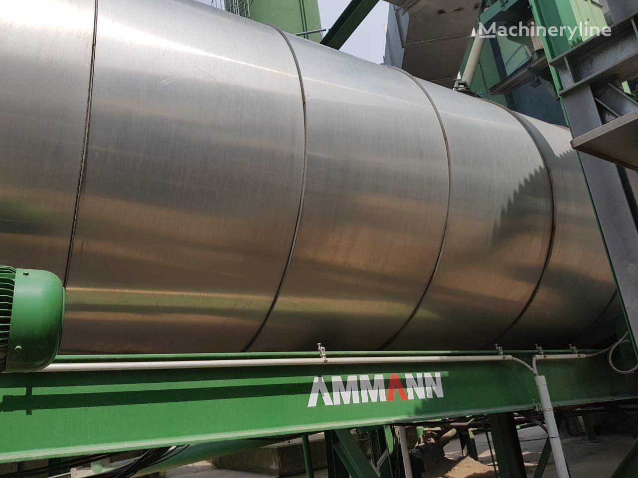 AMMANN 160 tph asphalt plant