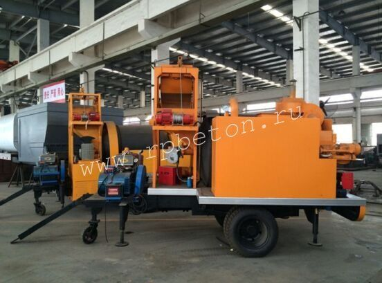 new GiTech CP 5 asphalt plant
