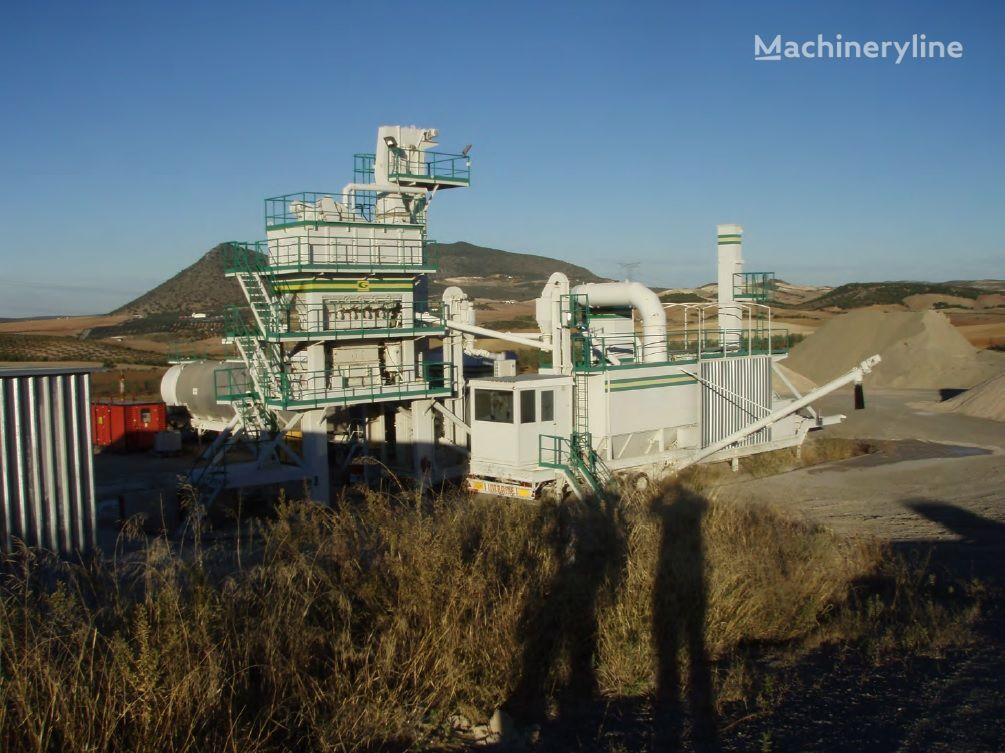 INTRAME UM120  ultra mobile asphalt plant