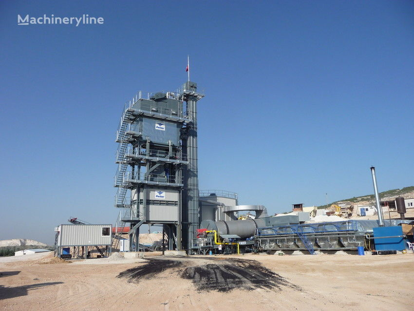 new PARKER PLANT TransMix 2300  asphalt plant