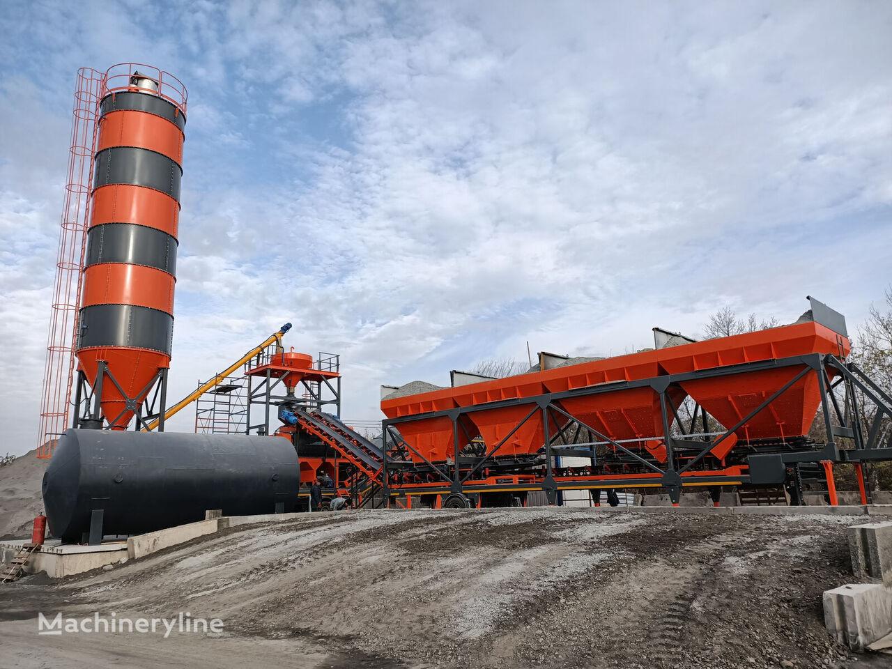new STAINMANN Mobilnaya gruntosmesitelnaya ustanovka asphalt plant