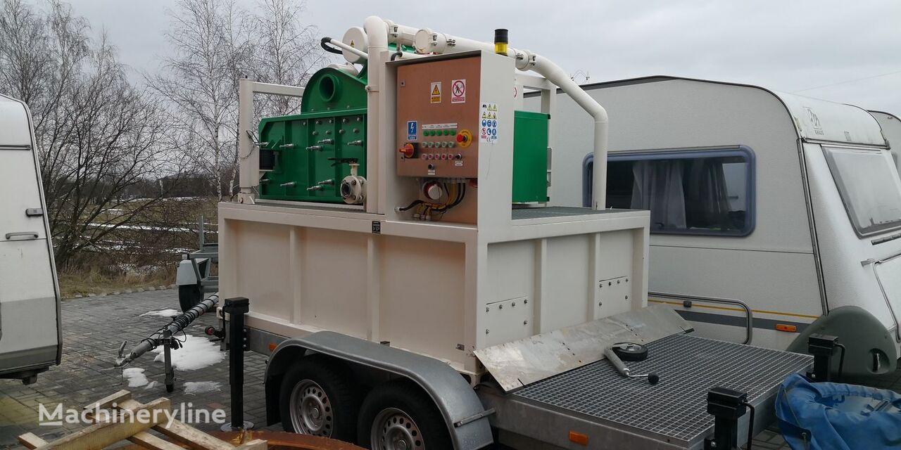 HEADS RU300M asphalt recycler