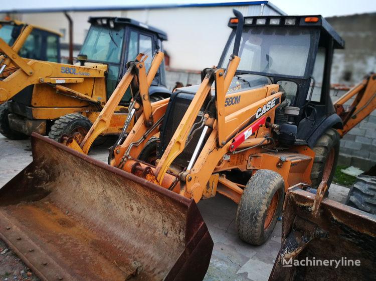 CASE 580 M backhoe loader