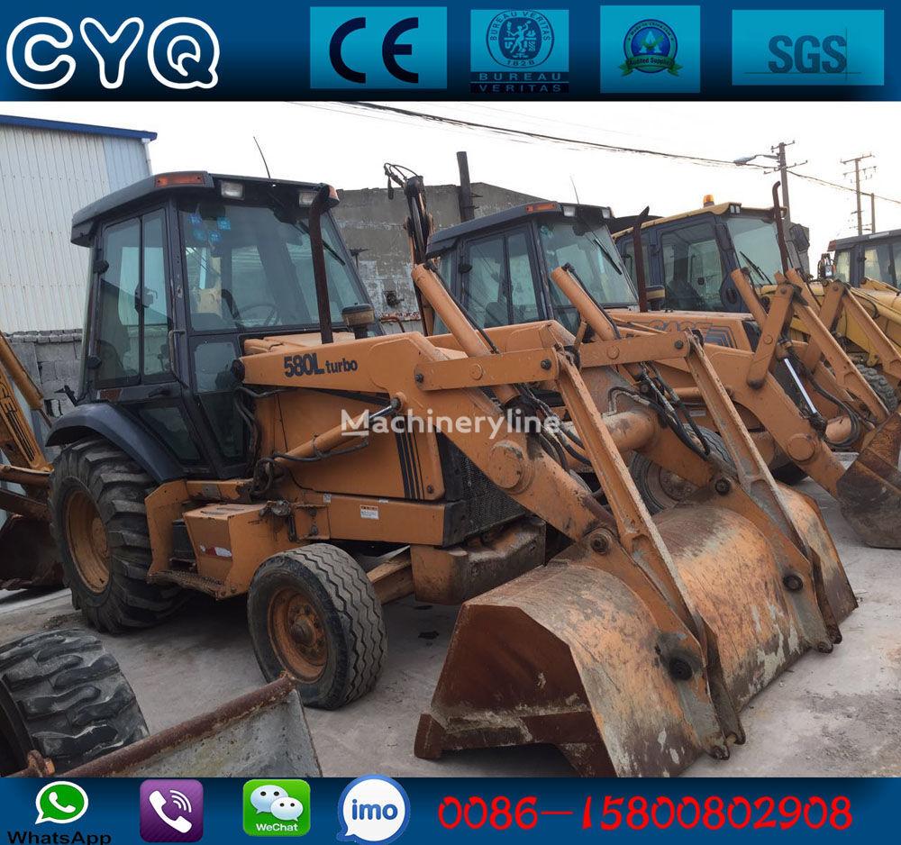 CASE 580 Super L backhoe loader