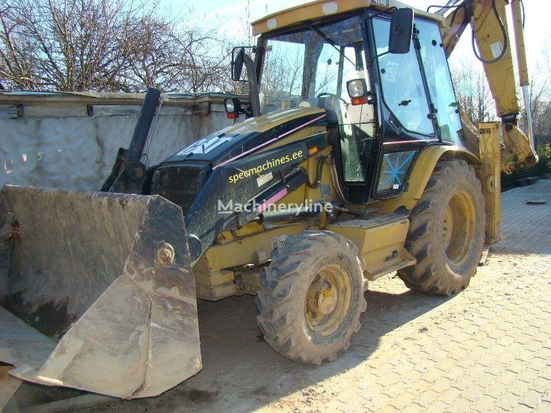 CATERPILLAR 424D backhoe loader
