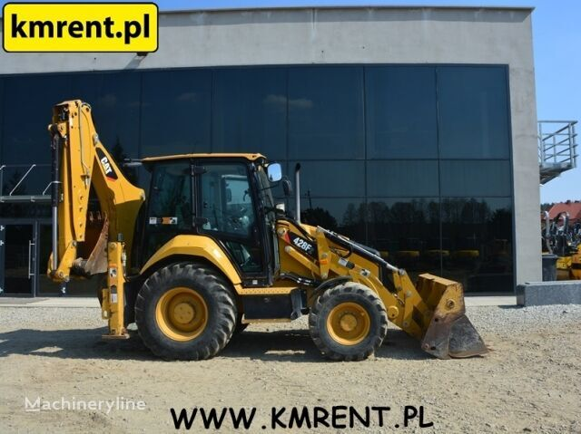 CATERPILLAR 428 F2 | 432 JCB 3CX VOLVO BL 71 TEREX 880 890 860 NEW HOLLAND 1 backhoe loader