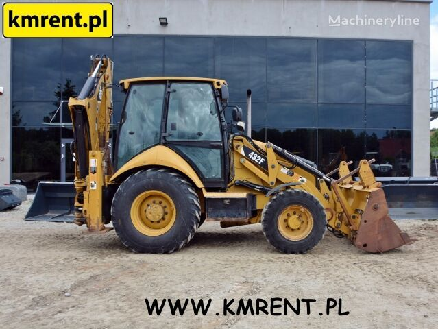 CATERPILLAR 432 F | 428 JCB 3CX VOLVO BL 71 61 TEREX 880 890 860 NEW HOLLAND backhoe loader