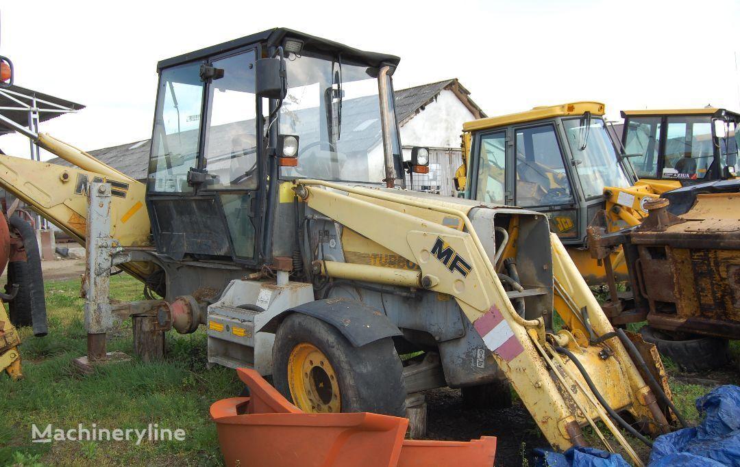 FERMEC MF 750 backhoe loader for parts
