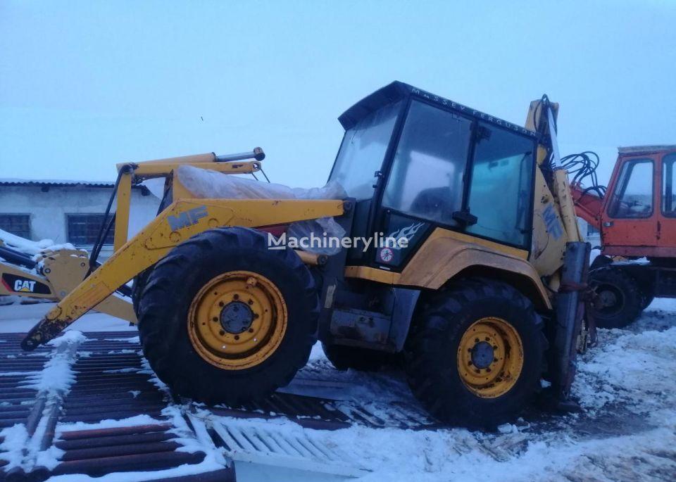 FERMEC MF 965 backhoe loader for parts