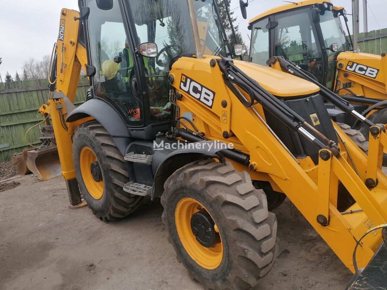 JCB 3CX | S Evropy backhoe loader