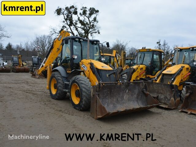 JCB 4CX | CASE 695 CAT 434 444 NEW HOLLAND 115  backhoe loader