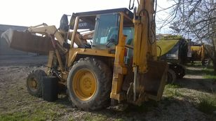MASSEY FERGUSON 50H backhoe loader for parts from Romania
