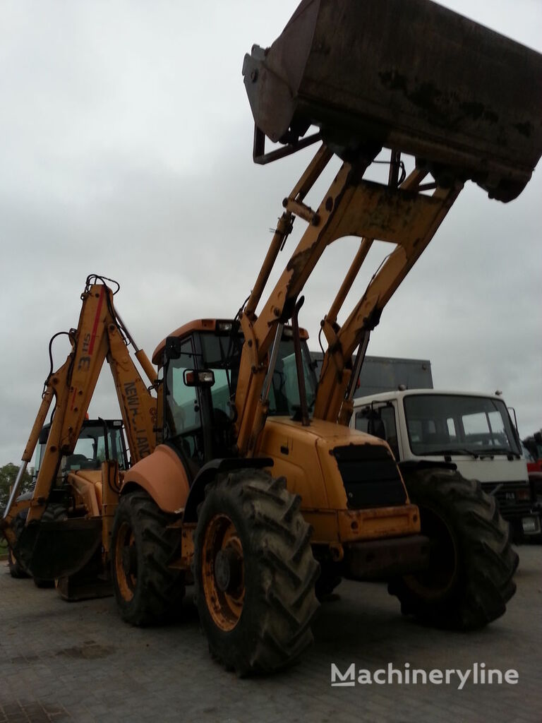 NEW HOLLAND 4PS backhoe loader