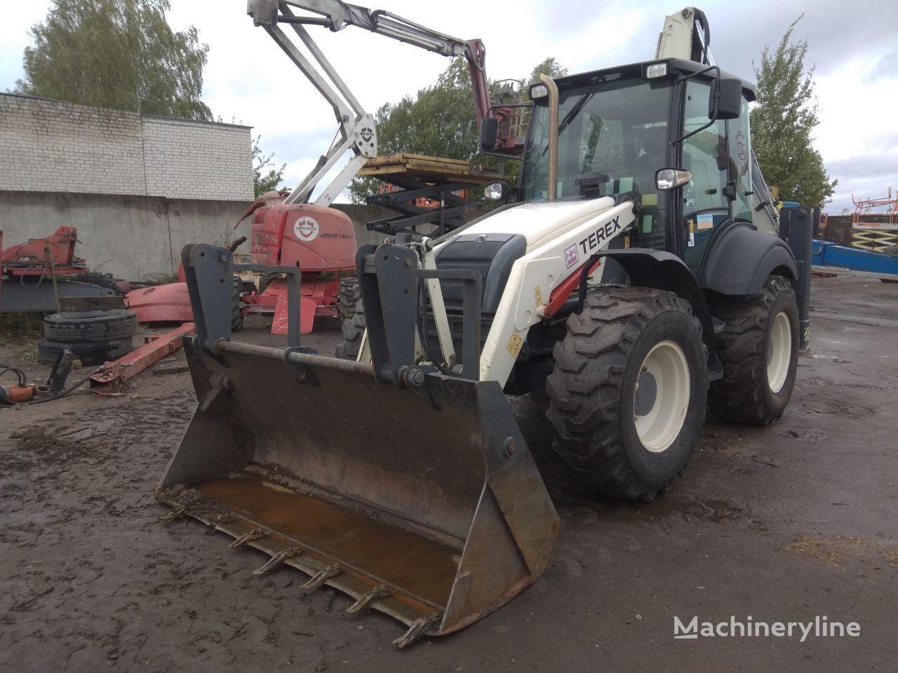 TEREX 970 backhoe loader