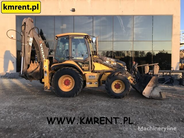 VOLVO BL 71 | 61 JCB  3CX CAT 432 428 TEREX 880 890 860 NEW HOLLAND 11 backhoe loader