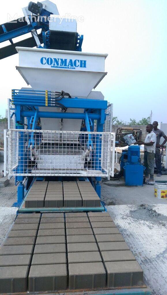 new CONMACH BlockKing - 20 MD block making machine