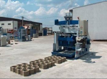 SUMAB OFFER! E-12 (2000 blocks/hour) Movable Block Machine block making machine