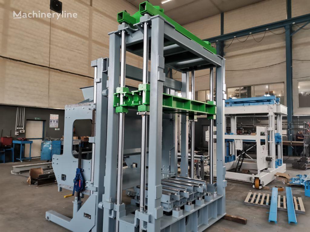 new SUMAB ON SALE! R-400 (800 blocks/hour) ADVANCED BLOCK Machine  block making machine
