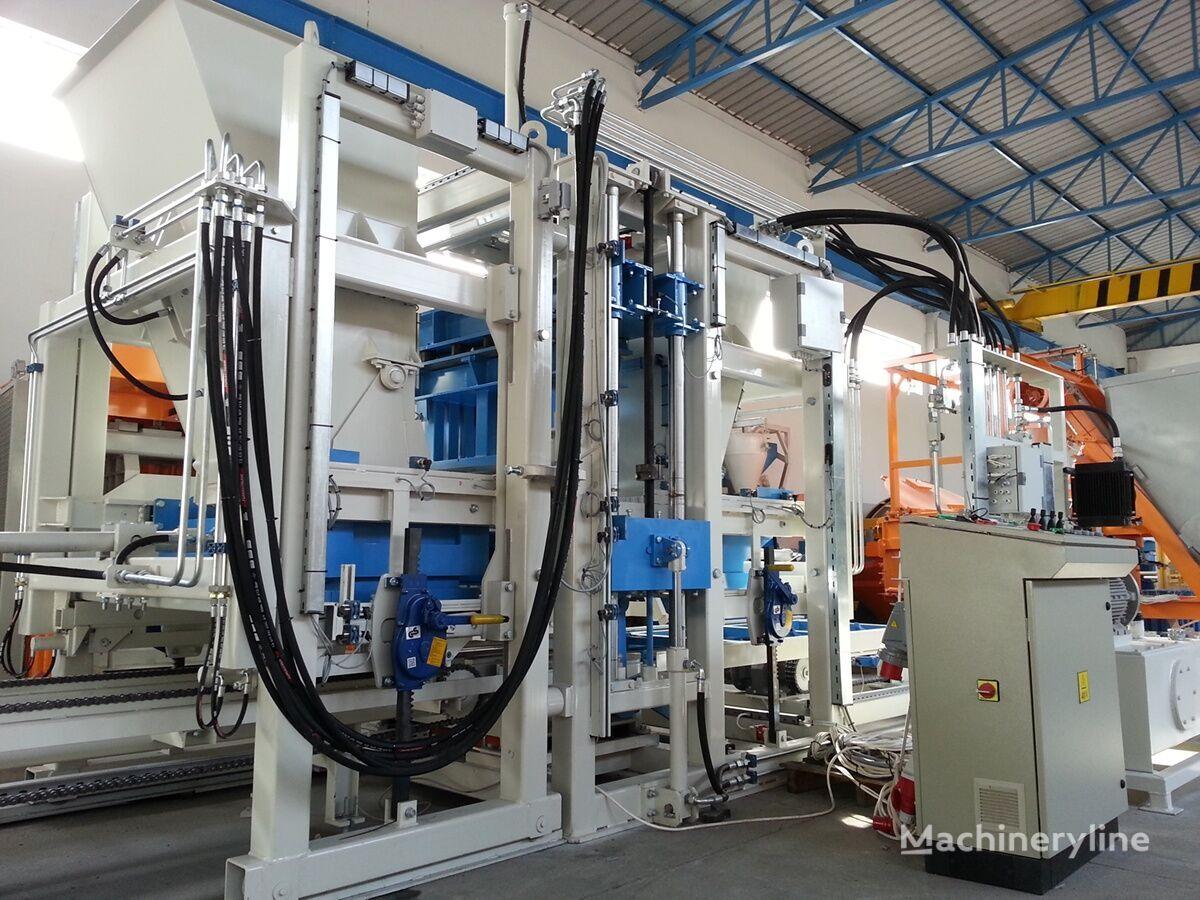 SUMAB R-400 (800 blocks/hour) ADVANCED Block Machine block making machine