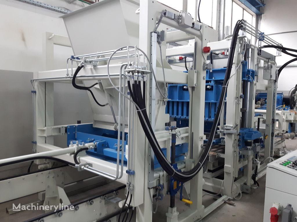 SUMAB R-500 (1625 blocks/hour) AUTOMATIC Block Machine block making machine