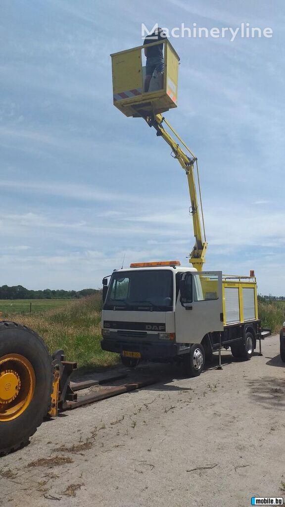 DAF AE45CE bucket truck