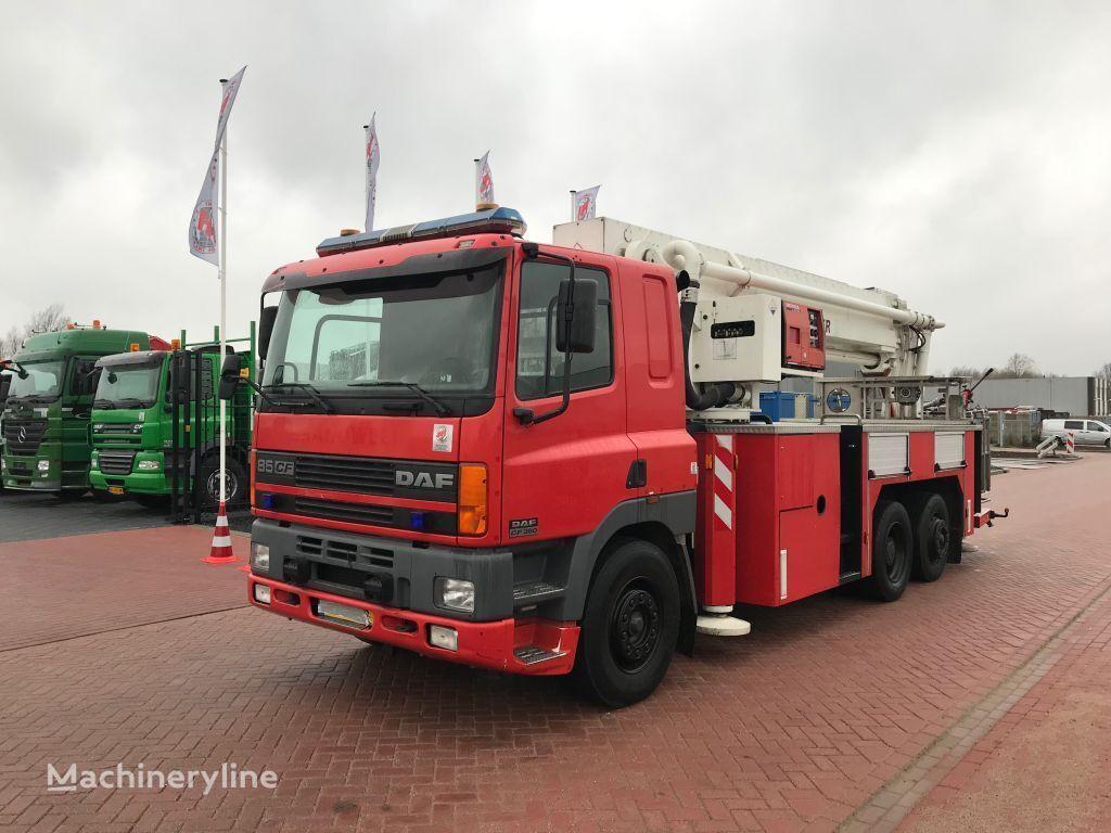 DAF CF 85 - 380 bucket truck