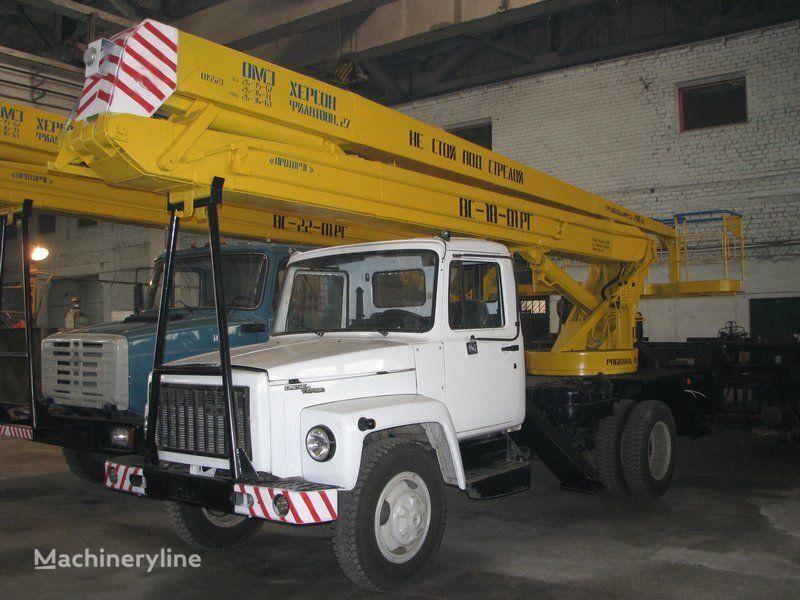 GAZ VS—18-01 RG  bucket truck