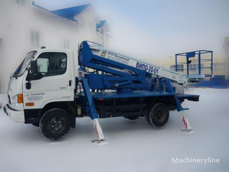 HYUNDAI Avtopodemnik  bucket truck